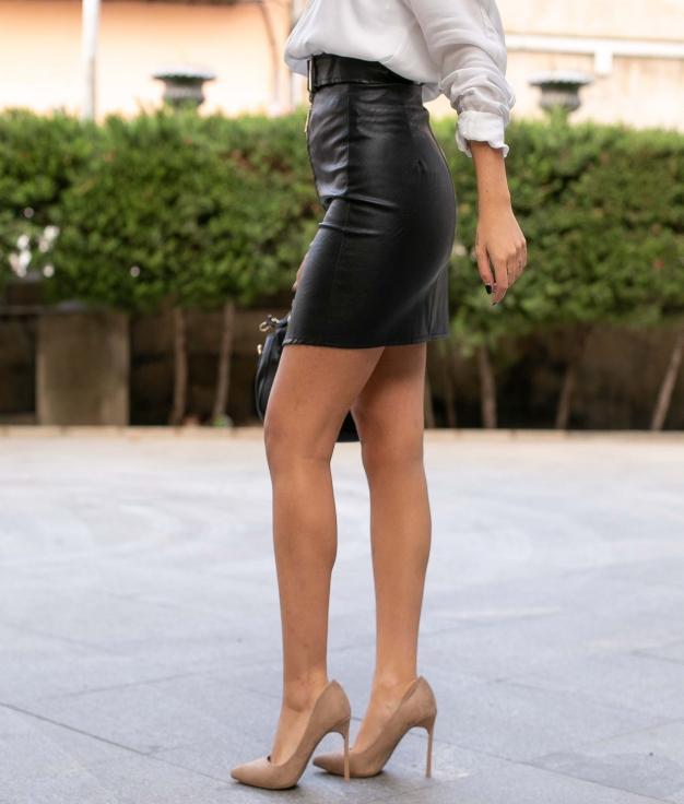 Jupe Libar - Noir