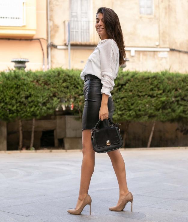 Blusa Cluny - Branco