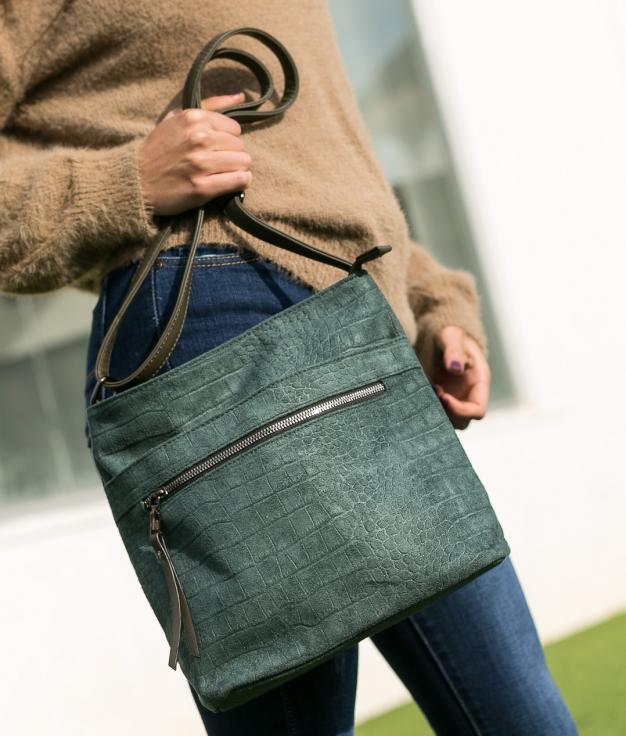 Bag Kefer - Turquoise