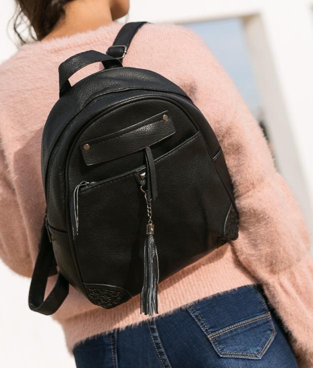 Backpack Carien - Black