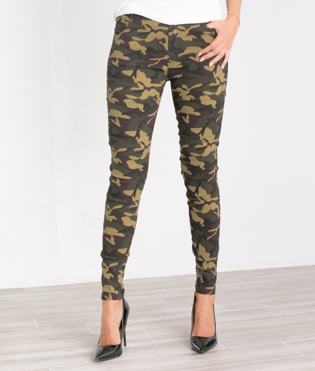 Pantalón Egipto - Camouflage