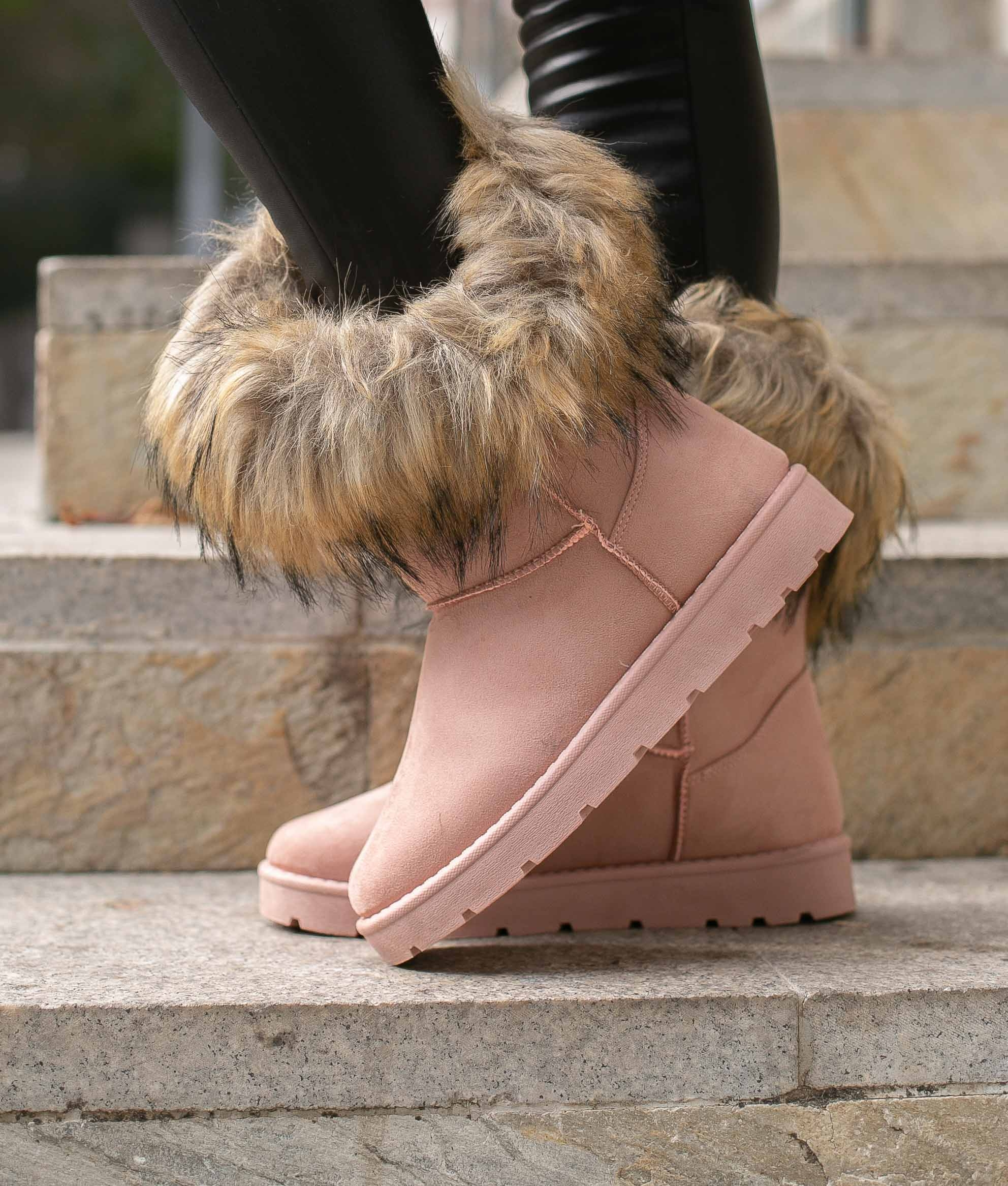 Low Boot Eleco - Pink