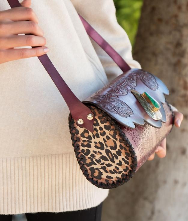Bag Ramagi - Fuchsia
