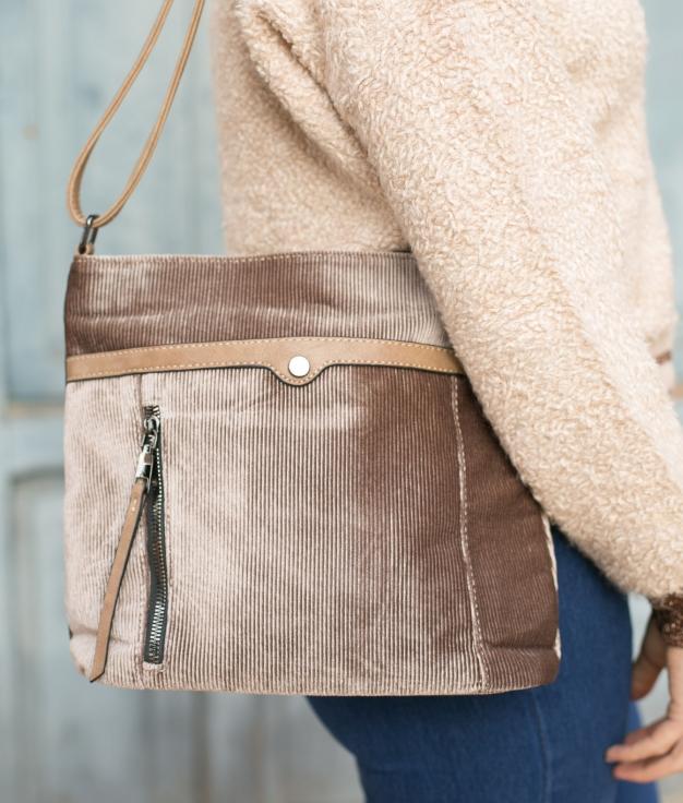 Bag Ucame - Taupe