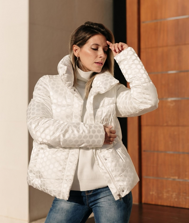 Jacket Calton - White