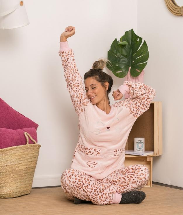 Pijama Sorje - Rosa