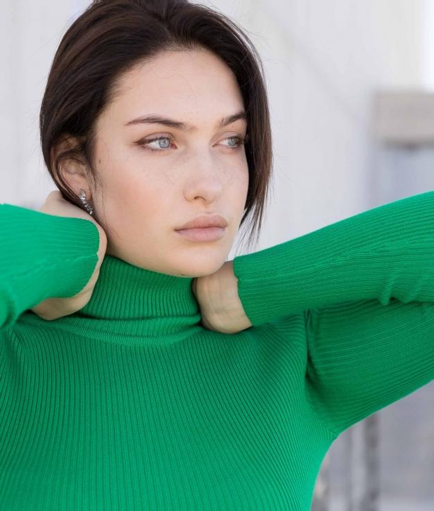 Dress Reposil - Green