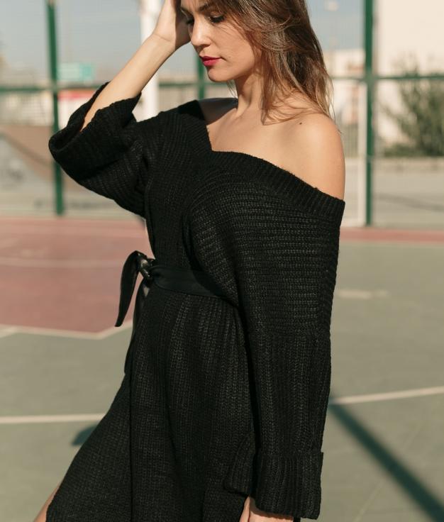Vestido Buga - Negro