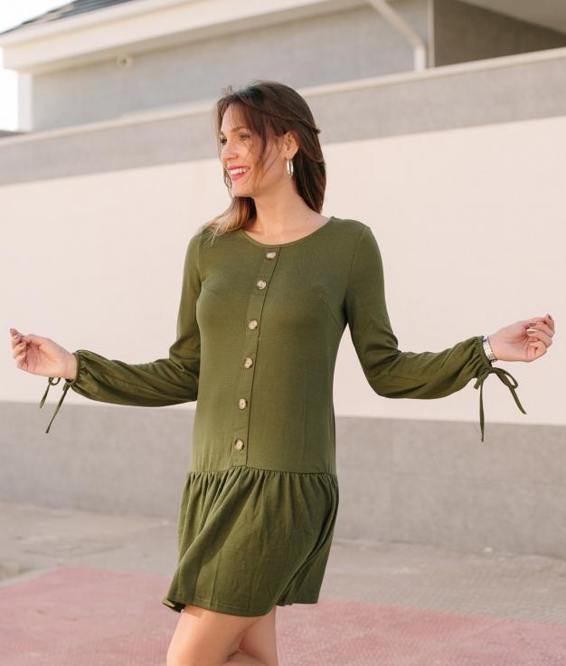 Dress Solivel - Green