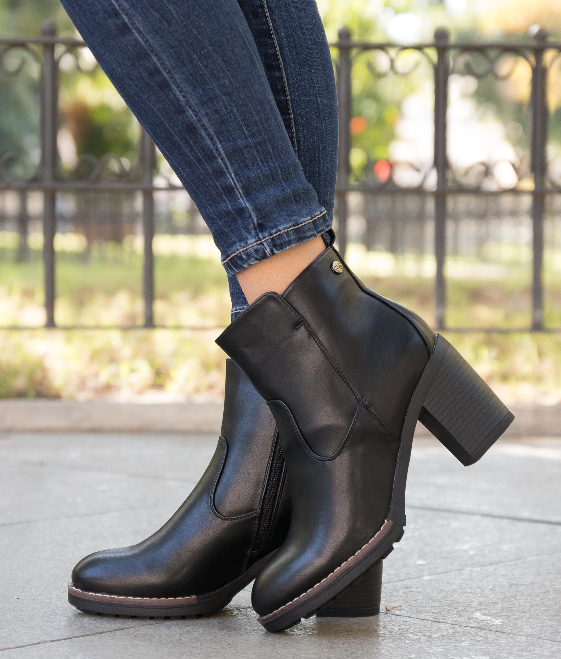 Boot Petite Ferico - Noir