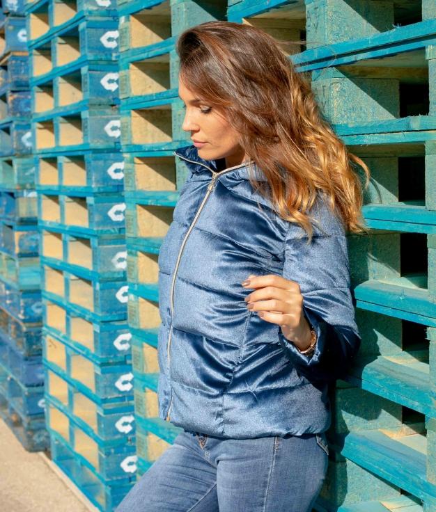 Jaqueta Quanter - Azul
