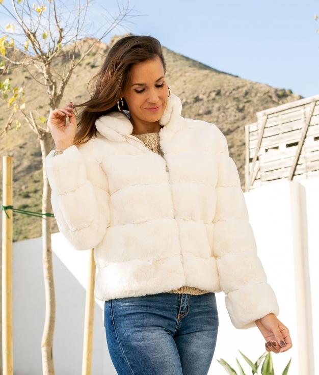 Jacket Nubus - White