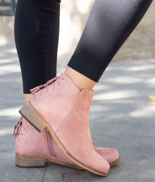 Boot Petite Relon - Rose
