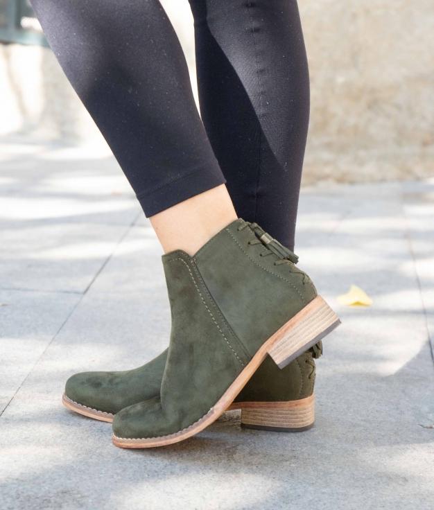Boot Petite Relon - Vert