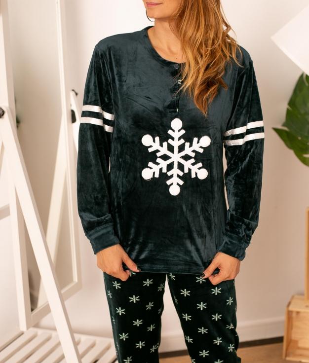 Pyjama Losize - Vert