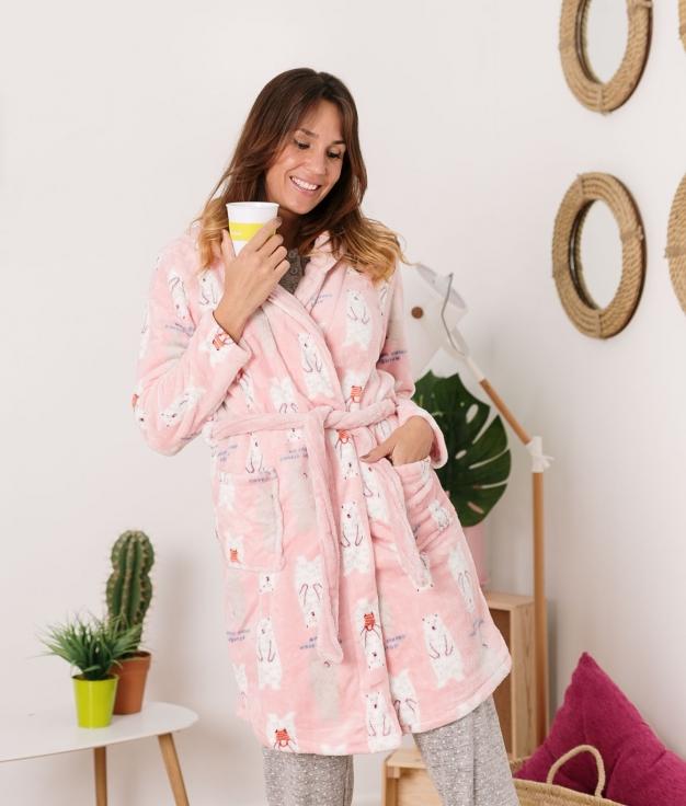 Jacket Liser - Pink