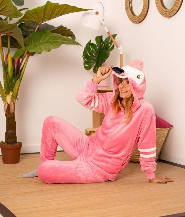 Pyjama Cornel - Rose