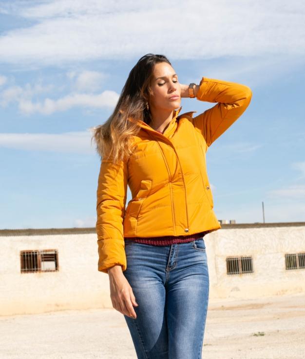 Jacket Calife - Mustard