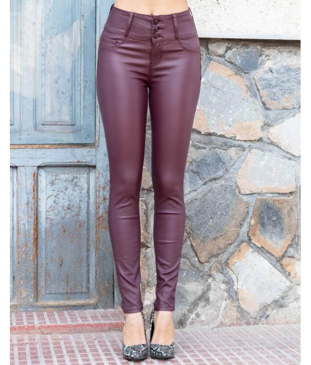 Pantalon Tirme - Grenat