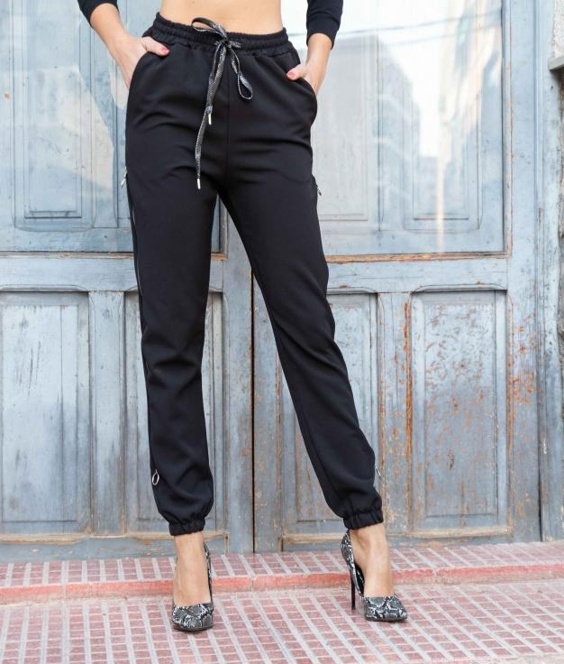 Pantalon Tekus - Noir