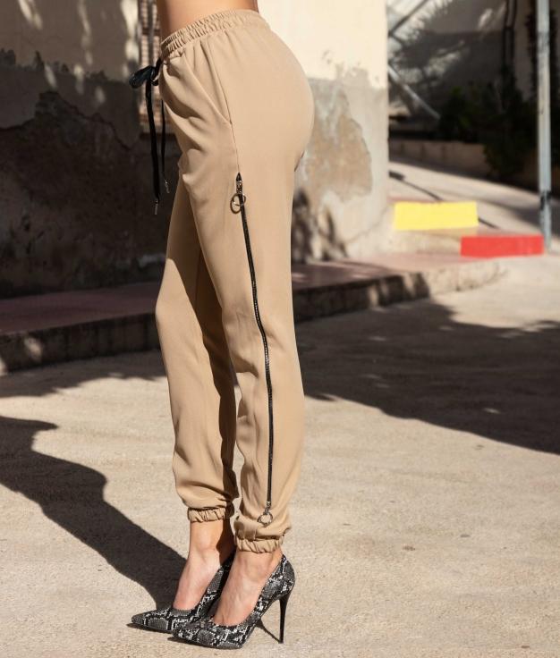 Trousers Tekus - Beige
