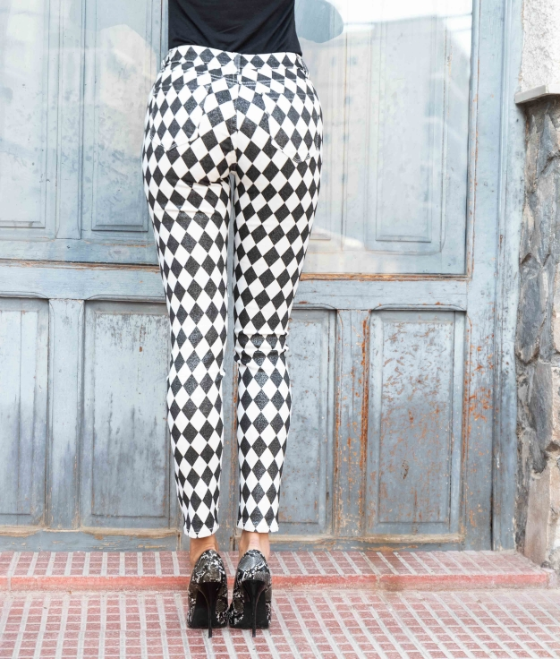 Trousers Piner - White