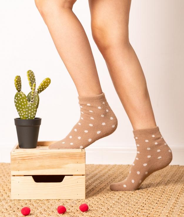 Sock Topus - Camel