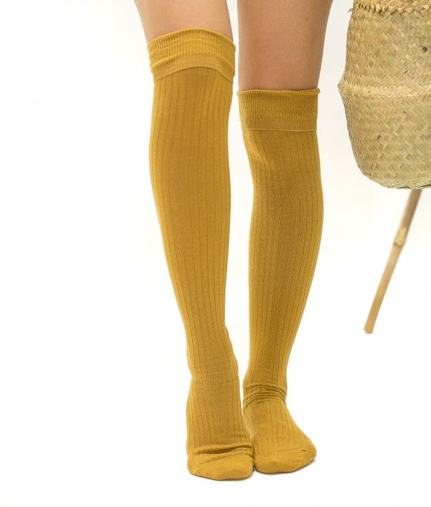 Sock Serkio - Mustard