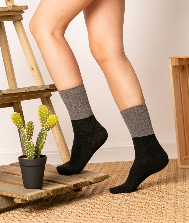 Sock Mentis - Black