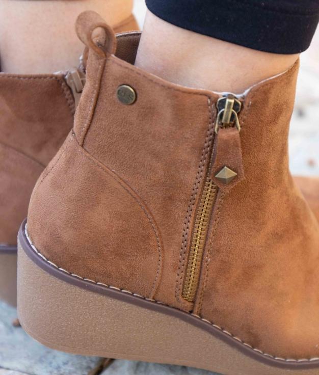 Low Boot Renate - Kaki