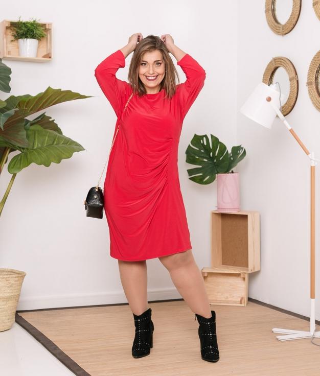 Dress Nemus - Red
