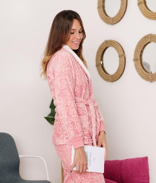 Pijama Peridos - Rosa