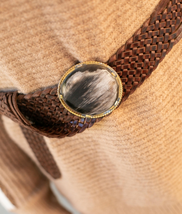 Cintura Polita - Marrone