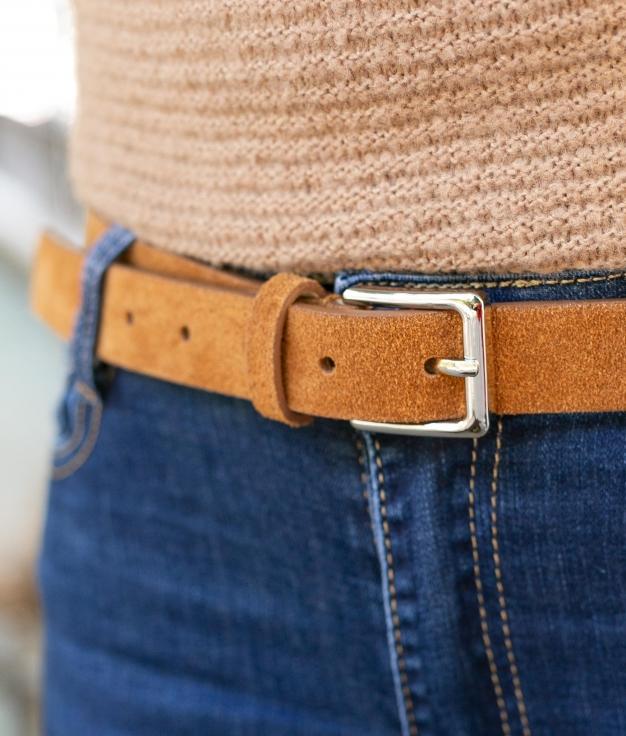 Cinturón Sidnar - Camel