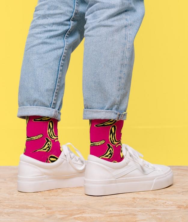 Sock Tombis - Plátano