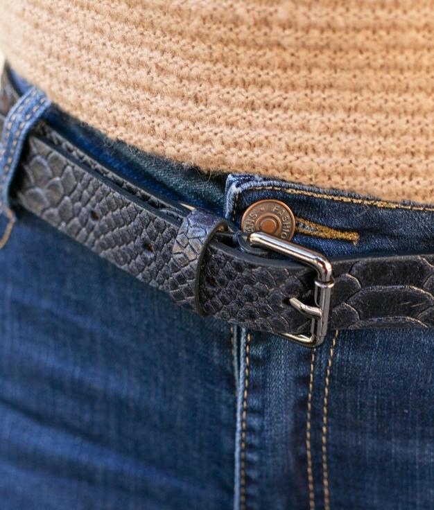 Cinturón Vilun - Azul