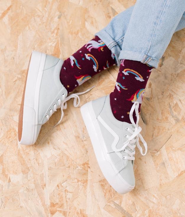 Sock Tombis - Unicornio