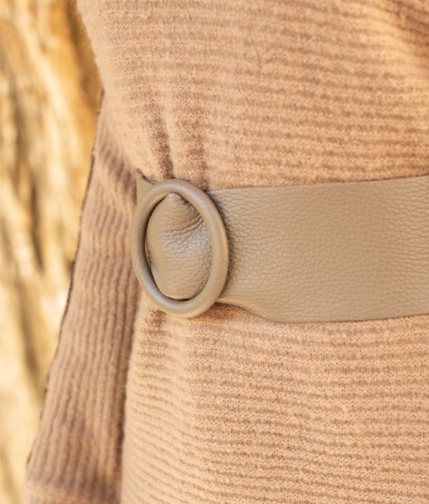 Cinturón Tranis - Kaki