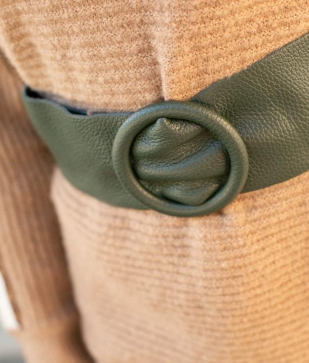 Cinturón Tranis - Verde