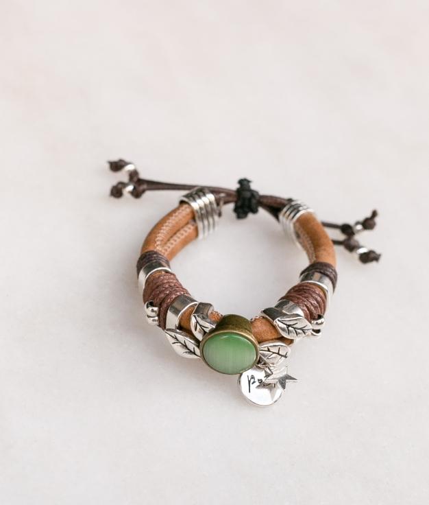 Bracelet Dalin - Vert
