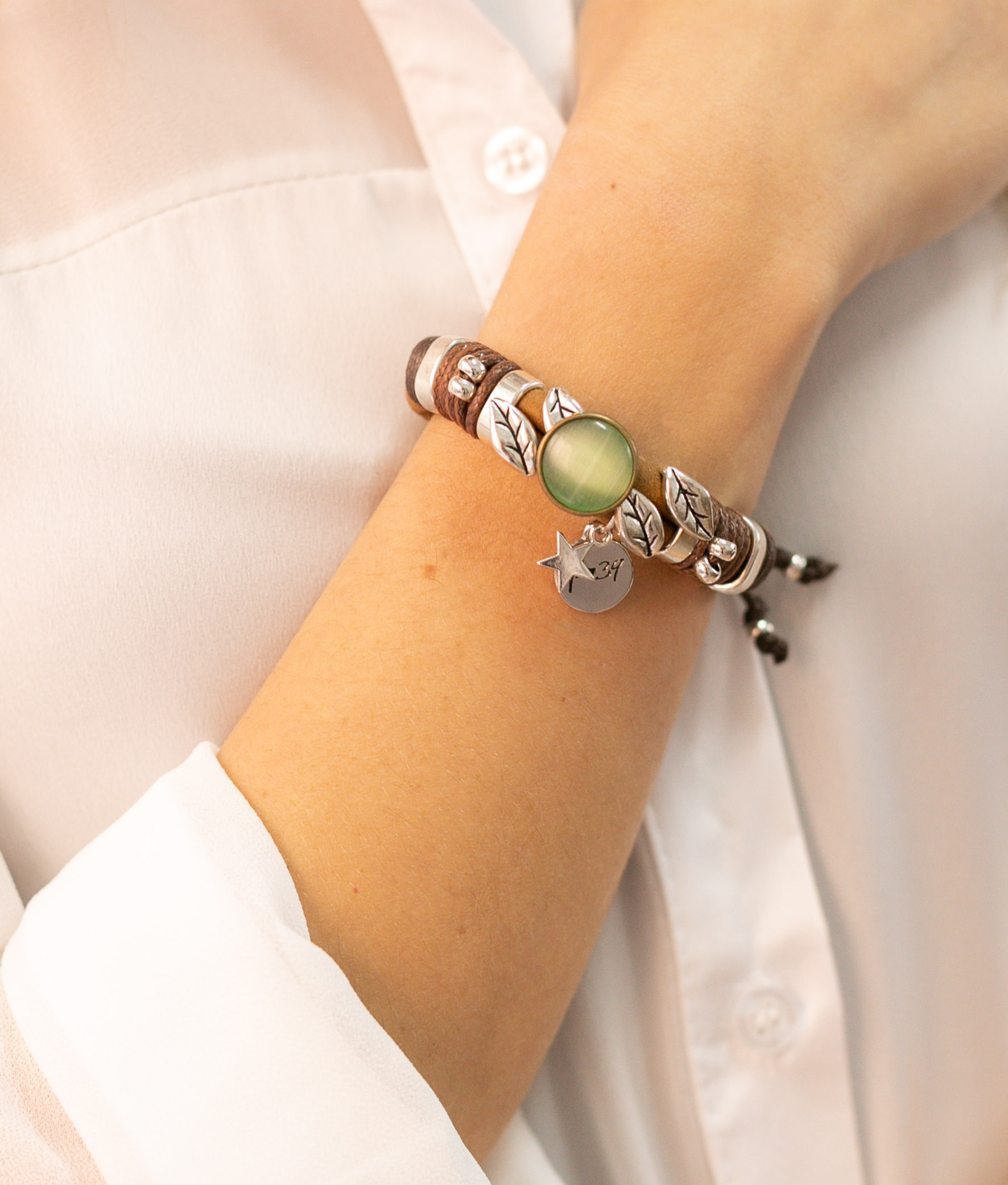 Bracelet Dalin - Green