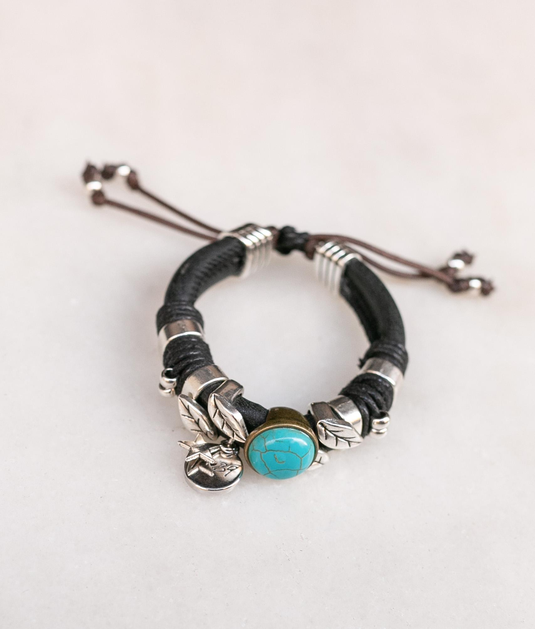 Bracelet Acamar - Turquoise