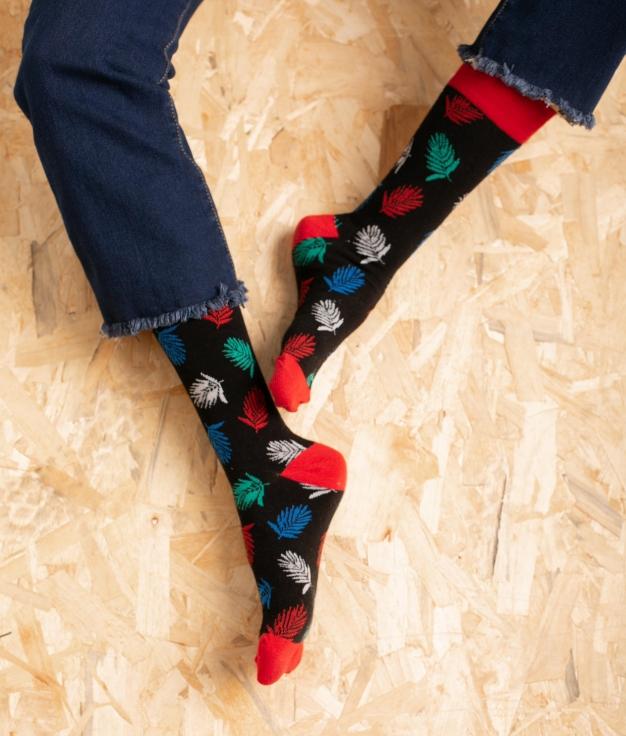 Sock Tombis - Hojas