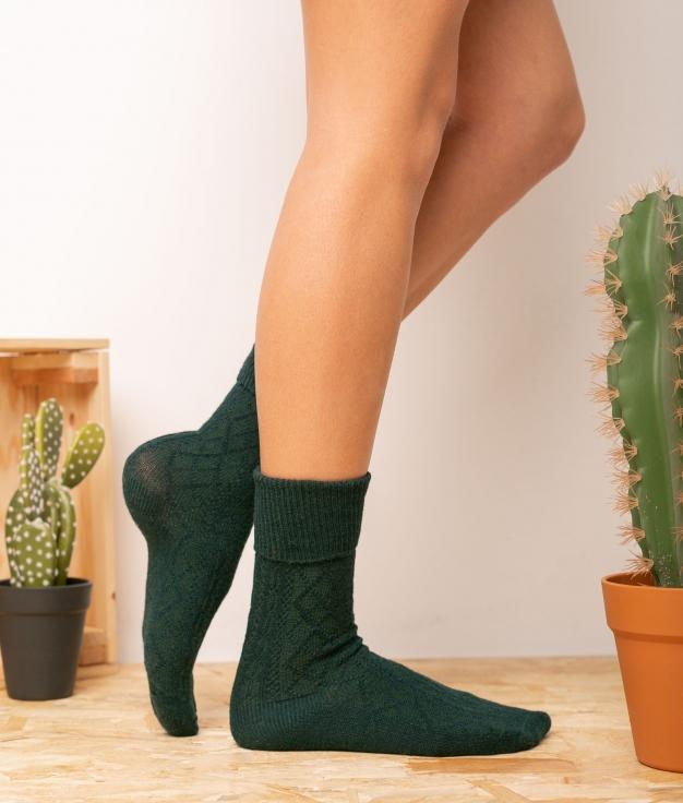 Sock Mirtus - Green