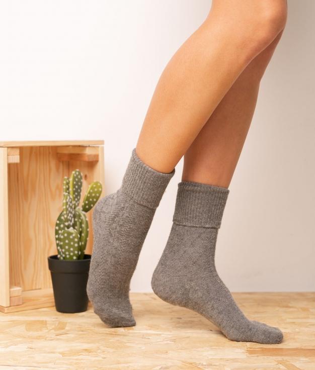 Sock Mirtus - Grey