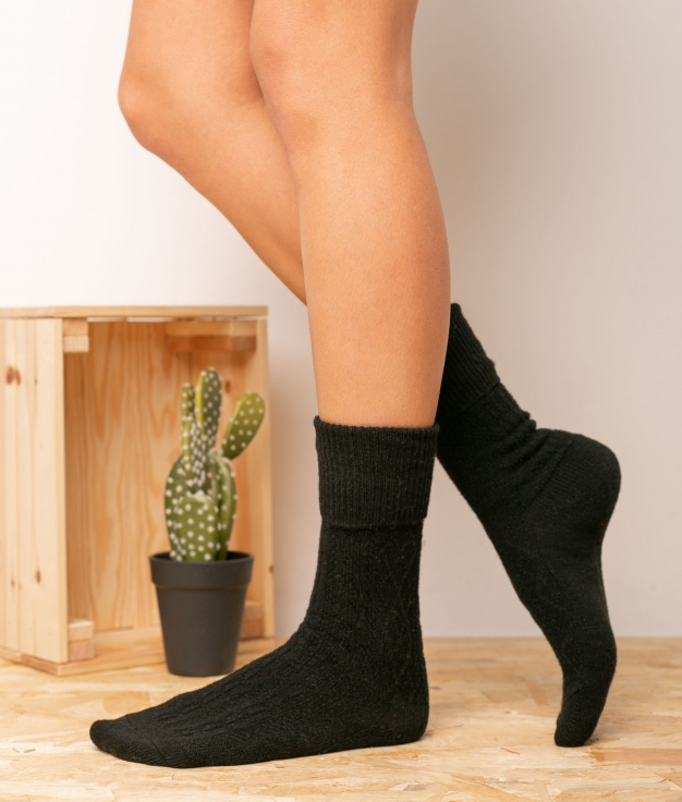 Sock Mirtus - Black
