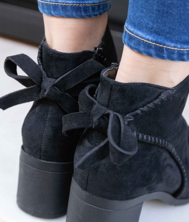 Low Boot Auster - Black