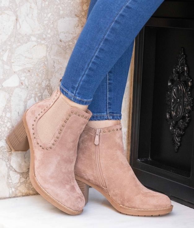 Low Boot Mirtel - Khaki
