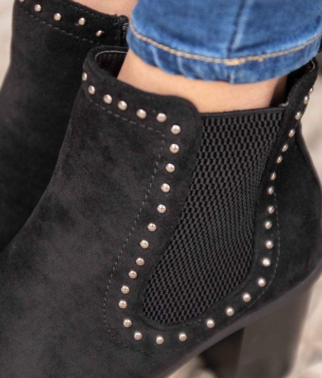 Low Boot Mirtel - Black