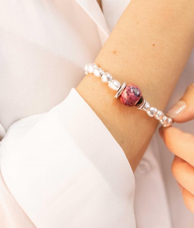 Bracelet Lintron - Silver